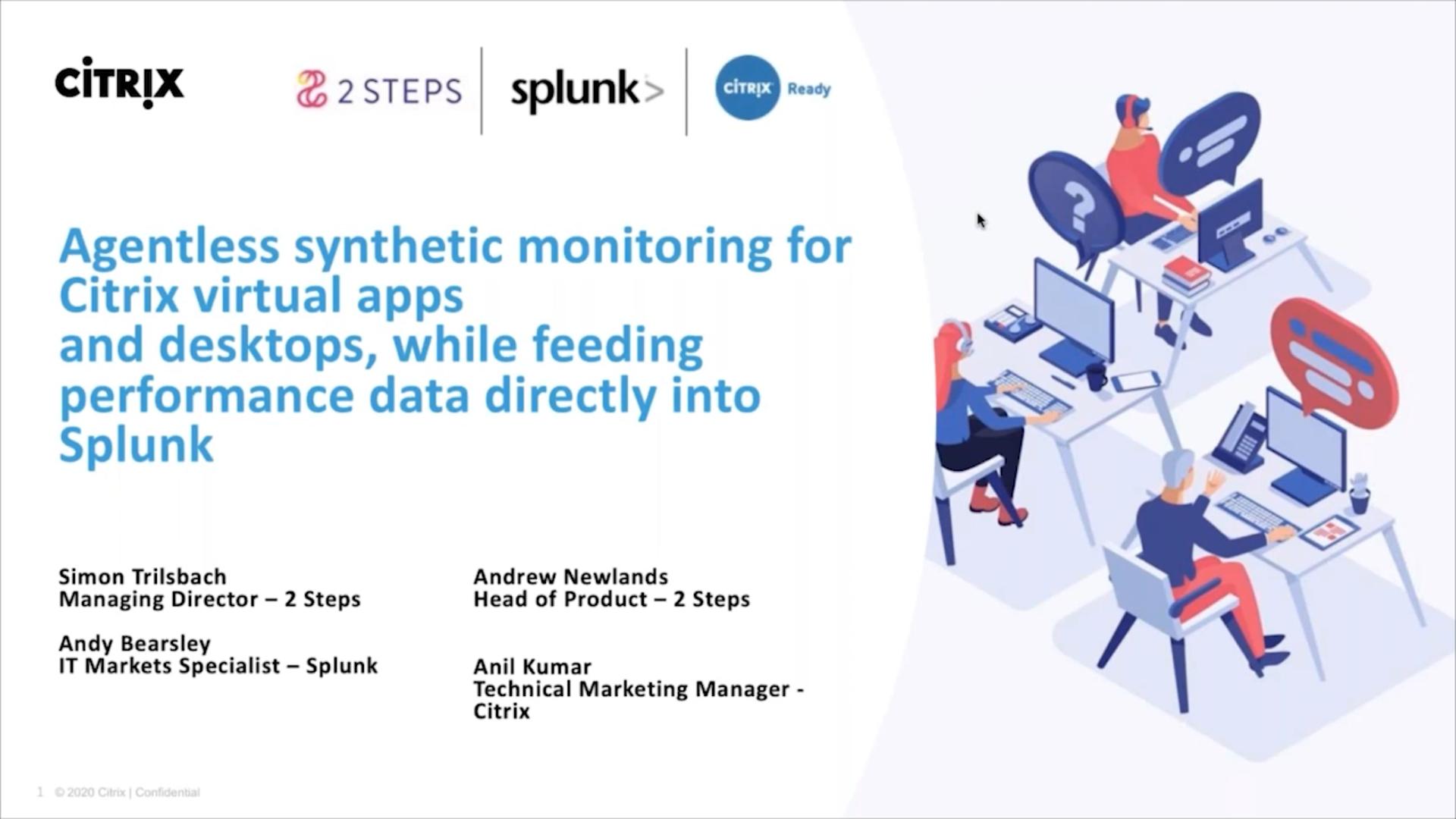 synthetic monitoring citrix ready webinar